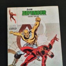 Cómics: DAREDEVIL (1969, VERTICE) -DAN DEFENSOR- 46 · III-1973 · EL ATAQUE DE RAMROD. Lote 218022597
