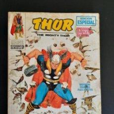 Cómics: THOR (1970, VERTICE) 18 · 1972 · MIENTRAS EL UNIVERSO TIEMBLA. Lote 218029705