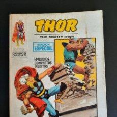 Cómics: THOR (1970, VERTICE) 7 · 1970 · LA COLERA DE REPLICUS. Lote 218030901
