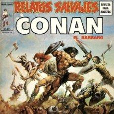 Cómics: RELATOS SALVAJES Nº 5, VERTICE. Lote 218086062