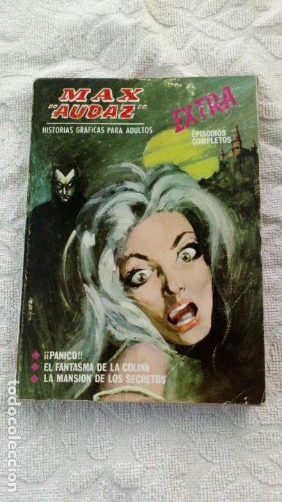 MAX AUDAZ Nº 5 VERTICE (Tebeos y Comics - Vértice - Fleetway)