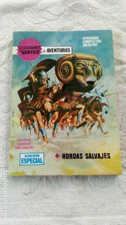 SELECCIONES VERTICE Nº 12 VERTICE (Tebeos y Comics - Vértice - Fleetway)