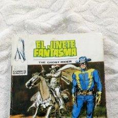 Cómics: EL JINETE FANTASMA Nº 4 VERTICE. Lote 218132717