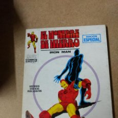 Cómics: IRON MAN -EL HOMBRE DE HIERRO VOL.1 Nº 8 DE 25 PESETAS VÉRTICE 1971 BUEN ESTADO. Lote 218135328