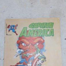 Cómics: CAPITÁN AMÉRICA Nº 4 SURCO. Lote 218141517