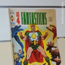 Cómics: LOS 4 FANTASTICOS VOL. 2 Nº 17 EL SINDROME DEL CRUZADO - VERTICE MUNDI-COMICS. Lote 218150497