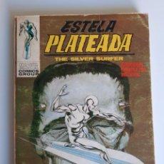 Comics: ESTELA PLATEADA (1972, VERTICE) 7 · 1972 · EL HEREDERO DE FRANKENSTEIN. Lote 218150595