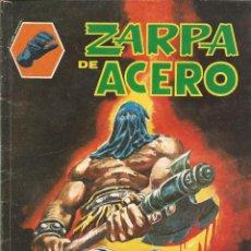 Cómics: ZARPA DE ACERO Nº1 Y Nº3. Lote 218179173