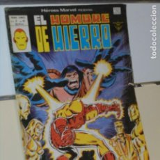 Cómics: HEROES MARVEL PRESENTA EL HOMBRE DE HIERRO VOL. 2 Nº 61 ENTONCES VINO UNA... - MUNDI COMICS VERTICE. Lote 218227850
