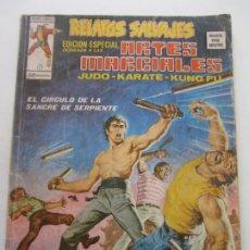 Cómics: RELATOS SALVAJES ARTES MARCIALES VOL. 1 Nº 7 - VERTICE 1975 C12 HJJ. Lote 218239677