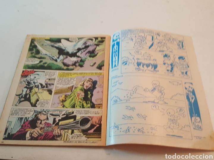 Cómics: Mundi Comics The Rampaging Hulk N° 11 El niño que gritó Masa Vertice 1980 - Foto 4 - 218247086