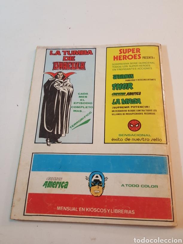 Cómics: Mundi Comics The Rampaging Hulk N° 11 El niño que gritó Masa Vertice 1980 - Foto 5 - 218247086