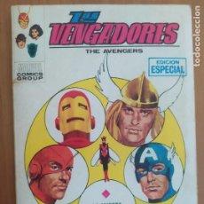 Cómics: LOS VENGADORES VOL 1 N 5 VÉRTICE. Lote 218323875
