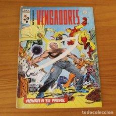 Cómics: LOS VENGADORES VOL.2 40 HONRA A TU PADRE. EDICIONES VERTICE MUNDI COMICS. Lote 218363625