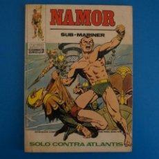 Fumetti: COMIC DE NAMOR SOLO CONTRA ATLANTIS Nº 28 AÑO 1972 DE TACO VERTICE LOTE 25 A. Lote 218406851