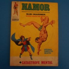 Fumetti: COMIC DE NAMOR CATASTROFE MENTAL Nº 20 AÑO 1969 DE TACO VERTICE LOTE 25 A. Lote 218407378
