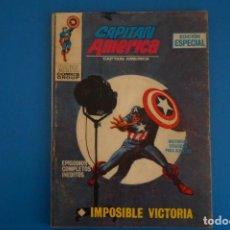 Fumetti: COMIC DE CAPITAN AMERICA IMPOSIBLE VICTORIA Nº 13 AÑO 1969 DE TACO VERTICE LOTE 25 B. Lote 218409601