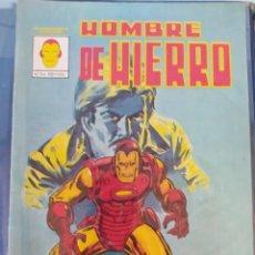 Cómics: DESCATALOGADO-HOMBRE DE HIERRO Nº 1 MUNDICOMICS ¡¡¡¡EXCELENTE ESTADO !!!!! NM. Lote 218416956