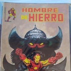 Cómics: DESCATALOGADO-HOMBRE DE HIERRO Nº 2 SURCO 1979 -125 PESETAS-¡¡¡¡EXCELENTE ESTADO !!!!!. Lote 218417441