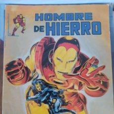 Cómics: DESCATALOGADO-HOMBRE DE HIERRO Nº 6 SURCO 1979 -125 PESETAS-¡¡¡¡EXCELENTE ESTADO !!!!! (VFN). Lote 218417887