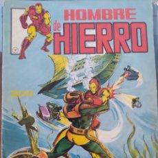 Cómics: DESCATALOGADO-HOMBRE DE HIERRO Nº 7 SURCO 1979 -125 PESETAS-¡¡¡¡EXCELENTE ESTADO !!!!! (VFN). Lote 218418108