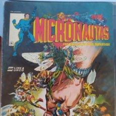 Cómics: DESCATALOGADO-MICRONAUTAS Nº 6 SURCO 1979 -125 PESETAS-¡¡¡¡EXCELENTE ESTADO !!!!! (VFN). Lote 218418938