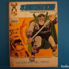 Cómics: COMIC DE LOS 4 FANTASTICOS LA LOCURA DEL TOPO Nº 44 AÑO 1972 DE TACO EDICIONES VERTICE LOTE 26 A. Lote 218445010