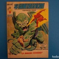 Cómics: COMIC DE LOS 4 FANTASTICOS LA MAQUINA ETERNIDAD Nº 67 AÑO 1974 DE TACO EDICIONES VERTICE LOTE 26 A. Lote 218445255
