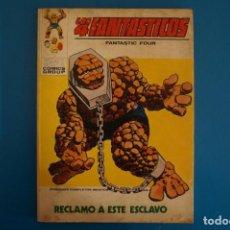 Cómics: COMIC DE LOS 4 FANTASTICOS RECLAMO A ESTE ESCLAVO Nº 45 AÑO 1973 DE TACO EDICIONES VERTICE LOTE 26 A. Lote 218445877