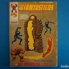 Cómics: COMIC DE LOS 4 FANTASTICOS ¡ EL PODER DE ... EL ! Nº 33 AÑO 1969 DE TACO EDICIONES VERTICE LOTE 26 A. Lote 218445946