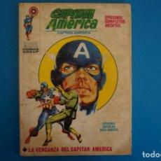 Cómics: COMIC DE CAPITAN AMERICA LA VENGAZA DEL ... Nº 23 AÑO 1972 DE TACO EDICIONES VERTICE LOTE 25 B. Lote 218446283