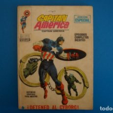 Cómics: COMIC DE CAPITAN AMERICA ¡ DETENED AL CYBORG ! Nº 10 AÑO 1970 DE TACO EDICIONES VERTICE LOTE 25 B. Lote 218446627