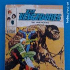 Cómics: COMIC DE LOS VENGADORES EL HOMBRE MONO ATACA Nº 35 AÑO 1972 DE TACO EDICIONES VERTICE LOTE 26 B. Lote 218477575