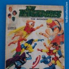 Cómics: COMIC DE LOS VENGADORES COMIENZA EL JUEGO Nº 31 AÑO 1972 DE TACO EDICIONES VERTICE LOTE 26 B. Lote 218478377