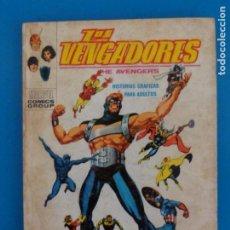 Cómics: COMIC DE LOS VENGADORES LA FURIA DE GOLIAT Nº 27 AÑO 1969 DE TACO EDICIONES VERTICE LOTE 26 B. Lote 218480441
