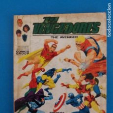 Cómics: COMIC DE LOS VENGADORES COMIENZA EL JUEGO Nº 31 AÑO 1972 DE TACO EDICIONES VERTICE LOTE 26 B. Lote 218480673