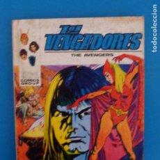 Cómics: COMIC DE LOS VENGADORES LA BRUJA Y EL GUERRERO Nº 34 AÑO 1972 DE TACO EDICIONES VERTICE LOTE 26 B. Lote 218480975