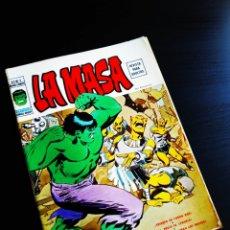 Cómics: LA MASA 3 VOL II BASTANTE NUEVO PERO TIENE DESPERFECTOS MUNDI COMICS VERTICE. Lote 218590785