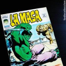 Cómics: CASI EXCELENTE ESTADO LA MASA 2 VOL III MUNDI COMICS VERTICE. Lote 218590937