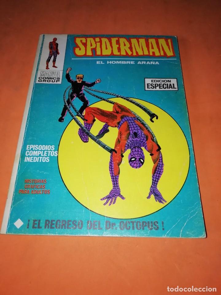 SPIDERMAN. VOLUMEN 1 Nº 5. EL REGRESO DEL DR OCTOPUS. VERTICE TACO. (Tebeos y Comics - Vértice - V.1)