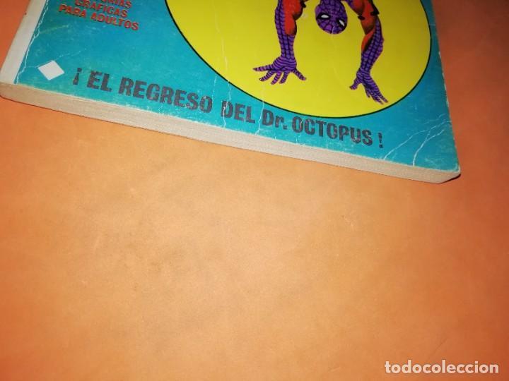 Cómics: SPIDERMAN. VOLUMEN 1 Nº 5. EL REGRESO DEL DR OCTOPUS. VERTICE TACO. - Foto 2 - 218618638