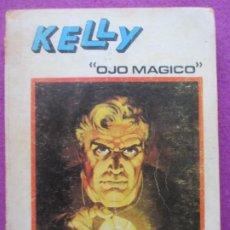 Cómics: TEBEO KELLY OJO MAGICO VOL. 4 VERTICE 1973. Lote 218618676