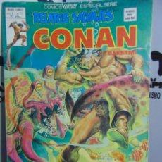Comics : RELATOS SALVAJES CONAN Nº 77. Lote 218644261