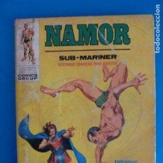 Cómics: COMIC DE NAMOR CATASTROFE MENTAL Nº 20 AÑO 1972 DE TACO EDICIONES VERTICE LOTE 29 B. Lote 218666392
