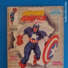 Cómics: COMIC DE CAPITAN AMERICA EL ORIGEN DEL CAPITAN AMERICA Nº 3 AÑO 1969 EDICIONES VERTICE LOTE 25 B. Lote 218668765