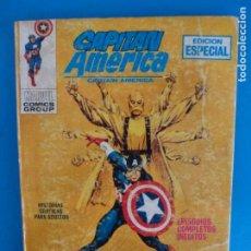 Cómics: COMIC DE CAPITAN AMERICA EL PODER DE HYDRA Nº 22 AÑO 1969 EDICIONES VERTICE LOTE 25 B. Lote 218669031