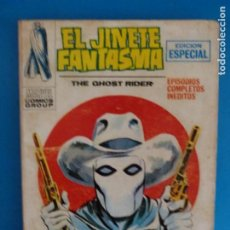 Cómics: COMIC DE EL JINETE FANTASMA APARECE EL JINETE FANTASMA Nº 1 AÑO 1969 EDICIONES VERTICE LOTE 30 A. Lote 218670492