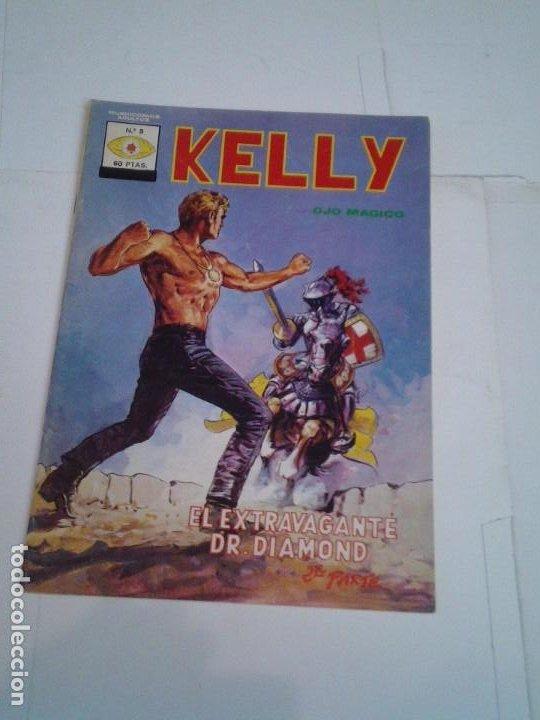 KELLY OJO MAGICO - NUMERO 5 - MUNDICOMICS - VERTICE - MUY BUEN ESTADO - CJ 112 - GORBAUD (Tebeos y Comics - Vértice - Surco / Mundi-Comic)
