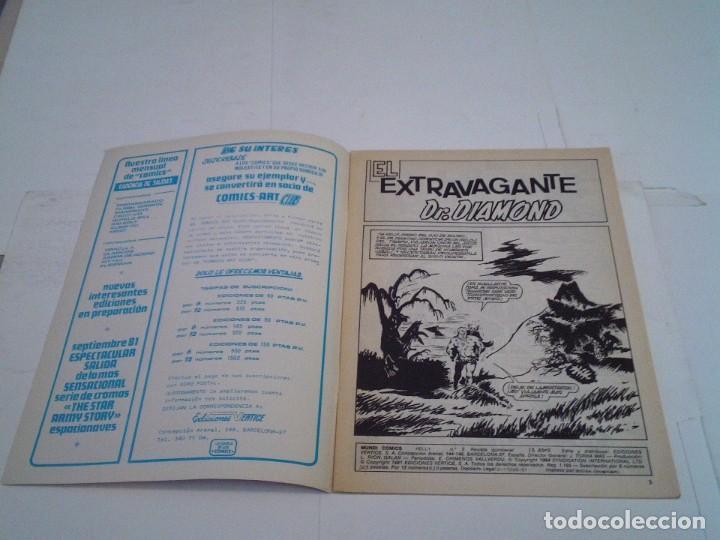 Cómics: KELLY OJO MAGICO - NUMERO 5 - MUNDICOMICS - VERTICE - MUY BUEN ESTADO - CJ 112 - GORBAUD - Foto 2 - 218677322