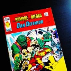Cómics: HEROES MARVEL 34 MUY NUEVO PERO SIGNOS DE ROEDOR EN PORTADA VOL II VERTICE. Lote 218684426